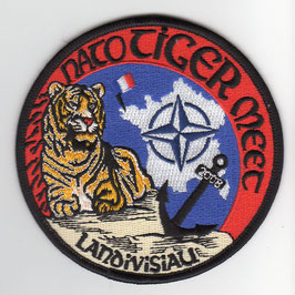 French Air Force / Navy patch NATO Tiger Meet NTM 2008 BAN Landivisiau