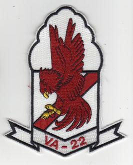US Navy VA-22 ´Fighting Redcocks´ A-7E