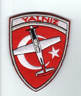 Turkish Air Force patch KAI KT-1 Yalniz