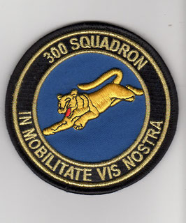 Royal Netherlands Air Force patch 300 Squadron Ops bullion