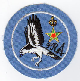 Royal Moroccan Air Force patch Escadron de Chasse ´Iguider´ Mirage F.1 CH old version