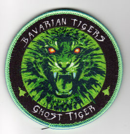 German Air Force patch TLG 74 NATO Tiger Meet 2018 ´Ghost Tiger´ vers.2