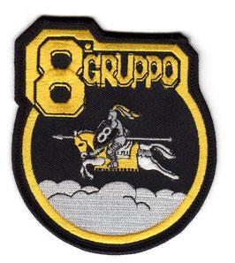 Italian Air Force patch 8° Gruppo KC-767A