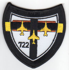 German Air Force patch JG 72 ´Westfalen´ / 2. Staffel F-4F Phantom II   - disbanded 2002 -