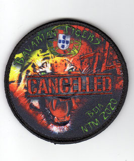 German Air Force patch TLG 74 NATO Tiger Meet 2020 CANCELLED