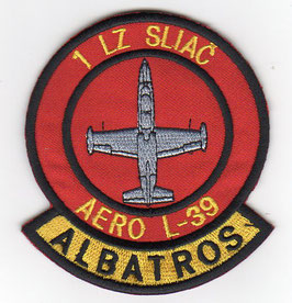 Slovak Air Force patch 2nd Squadron / 1st Air Base Sliac L-39