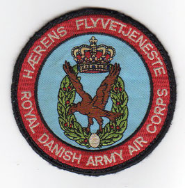 Royal Danish Army Air Corps - Haerens Flyvetjeneste   - obsolete -
