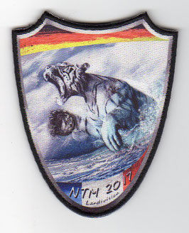 German Air Force patch TLG 74 NATO Tiger Meet 2017 ´Ocean Tiger´