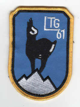 German Air Force patch LTG 61