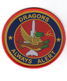 Indian Air Force No.6 Squadron ´Dragons´ ops patch