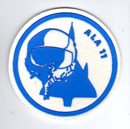 Spanish Air Force patch ALA 11 Mirage III rubberized