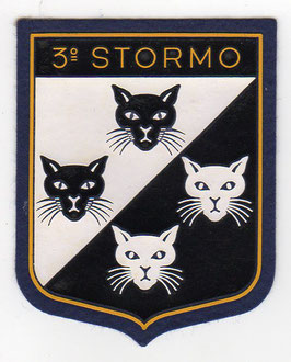 Italian Air Force patch 3° Stormo F-104 Starfighter   - disbanded -