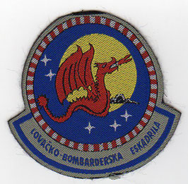 Croatian Air Force patch 23. eLBZ / 23. Fighter-Bomber Squadron