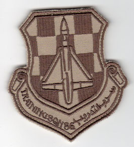 United Arab Emirates Air Force patch 86 Squadron Mirage 2000
