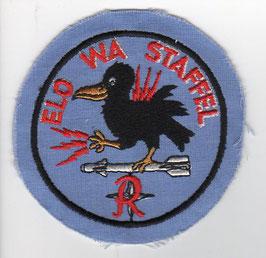 German Air Force patch JG 71 ´Richthofen´ / ELOWA-Staffel F-104G Starfighter