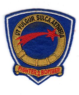 Belgian Air Force crest patch 2 Squadron / 2 Smaldeel Mirage V  - disbanded -