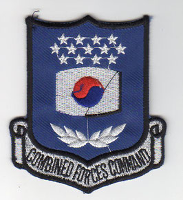 South Korean Air Force patch Combined Forces Command