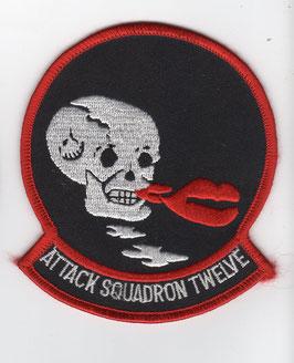 US Navy VA-12 ´Clinchers´ A-7E