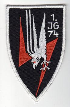 German Air Force patch JG 74 - 741 Staffel Neuburg Eurofighter