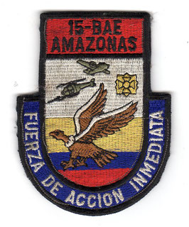 Colombian Army Aviation patch Fuerza Aerea De Accion Immediata