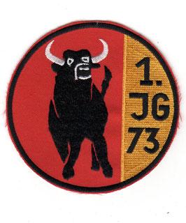 German Air Force patch JG 73 / 1. Staffel F-86 Sabre era remake