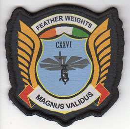 Indian Air Force No.126 Helicopter Unit ´Featherweights´ Ops patch
