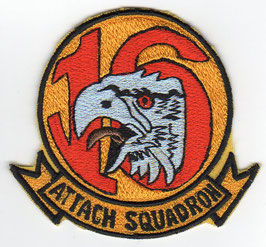 Philippine Air Force patch 16th Attack Squadron ´Eagles´ older version