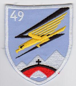 German Air Force patch JaBoG 49 Alpha Jet   late 1980s