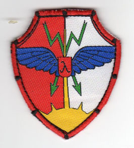 Hungarian Air Force patch 87 Regiment / 4th Squadron (Electronic Warfare Squadron) Mi-17 Hip-H