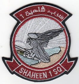 United Arab Emirates Air Force colour patch Shaheen (Falcon) 1 Squadron