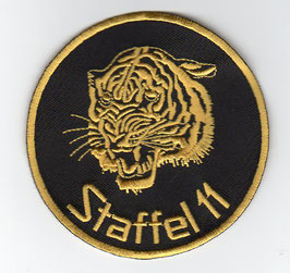Swiss Air Force patch Fliegerstaffel 11 / Squadron 11