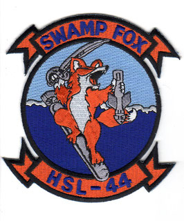 US Navy HSL-44 ´Swmp Fox´