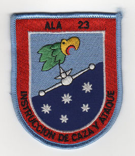 Spanish Air Force patch ALA 23 SF-5A/B