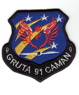 Colombian Air Force patch Grupo de Transporte Aereo 91