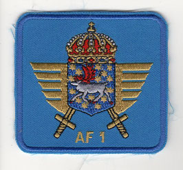 Swedish Army Aviation patch Norbottens Arméflygbataljon AF 1   - disbanded -