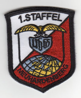German Air Force patch LTG 65 / 651 Staffel Tu-135 / Tu-154