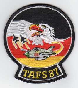 East German Air Force patch TAFS 87 Reconnaissance Sqn 87 MiG-21 RARE!!