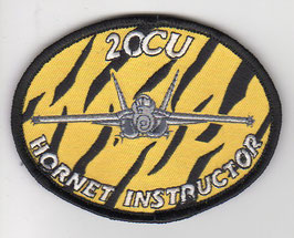 Royal Australian Air Force patch No.2 OCU (Operational Conversion Unit) F-18A/B Hornet Instructor