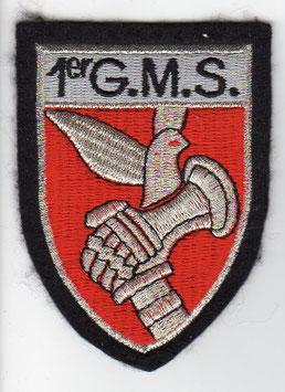 French Air Force patch 1er GMS (Groupement de Missiles Stratégiques)