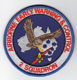 Royal Australian Air Force patch No.2 Squadron B737-7ES AEW&C