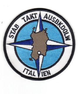 German Air Force patch Stab TaktAusbKdoLw Italien
