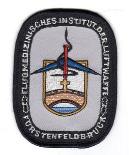 German Air Force Patch Flugmedizinisches Institut der Luftwaffe Fürstenfeldbruck