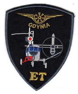 Polish Navy patch 43rd Naval Aviation Division