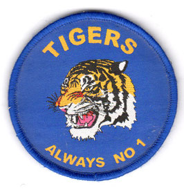 Indian Air Force No.1 Squadron ´Tigers´ Ops patch