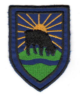 Hungarian Air Force patch Mi-17 related