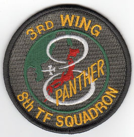 JASDF patch 8th Tactical Fighter Squadron / 3rd Wing F-2