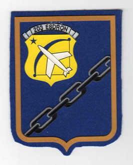 Spanish Air Force patch Escuadron 203 HA-200 Saeta