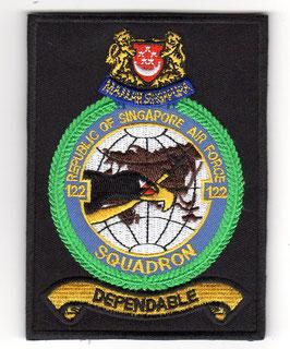 RSAF patch 122 Squadron ´Condor´ crest C-130H / KC-130H Hercules