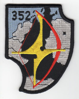 German Air Force patch JaBoG 35 - 352 Staffel Pferdsfeld F-4F