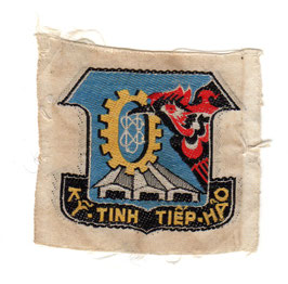 South Vietnam Air Force patch Logistical & Technical Wing
